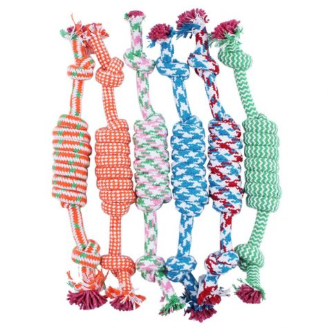 Funny Cotton Rope Toy For Small Dog