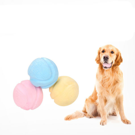 dog toy solid ball